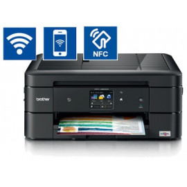 BROTHER MFC-J880DW - Imprimante Multifonction jet d'encre couleur 4-en-1 (USB 2.0 / Wi-Fi / NFC)